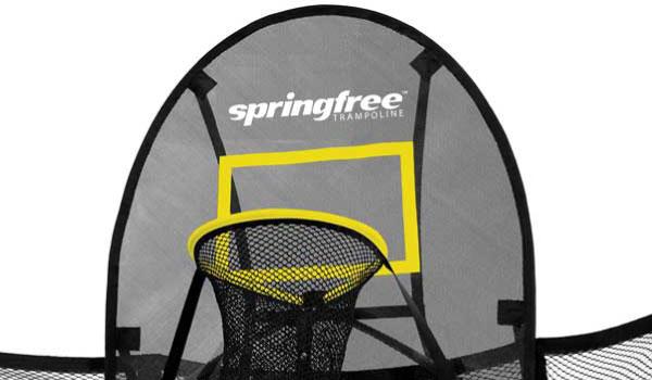 Basketkorg - Springfree Trampoline FlexrHoop